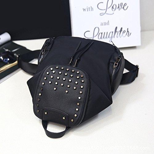 Dos Bandoulière Femmes Black La Des à Simple Moderne Sac De Multifonctionnel Sacs Mode KYOKIM Petits à B6qTEwH