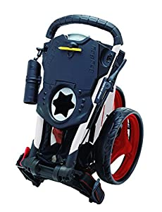 Bag Boy Tri Swivel II Golf Push Cart by Bag Boy Company