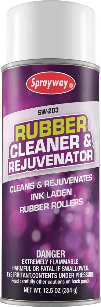 Sprayway Rubber Cleaner and Rejuvenator