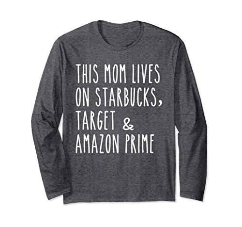 This Mom Lives Fashion Mothers Day Long Sleeve Shirt