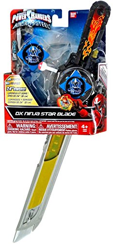 Power Rangers Ninja Steel DX Ninja Star Blade (Ranger Rangers Power)