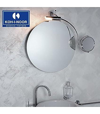 Koh I Noor Specchi Ingranditori Prezzi.Koh I Noor J1030000 Chiaro Di Luna Specchio Con Ingranditore