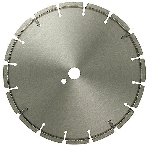 MK Diamond 133462 MK-700W 14-Inch by 1/8-Inch Wet Cutting Segmented Diamond Saw Blade with 1-Inch Arbor for Asphalt, Model: 133462, Hardware Store Review