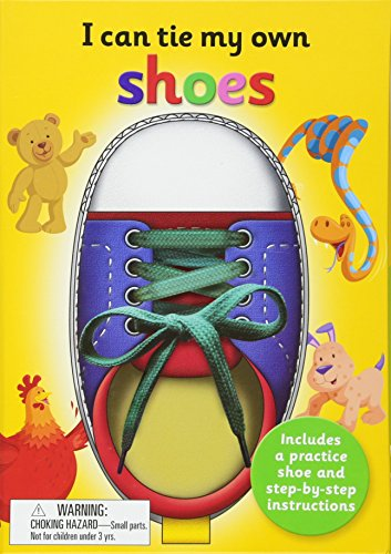 I Can Tie My Own Shoelaces (I Can Books) (Lace Book)