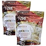 Zeal 8558 Zeal For Life Vanilla Protein Shake Set of Two