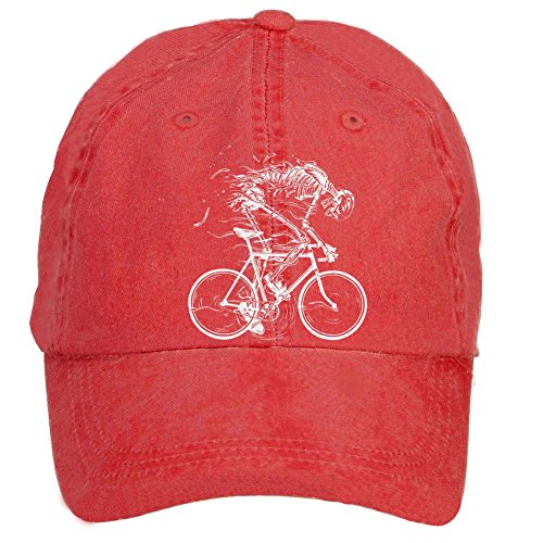 sljd-ride-like-a-hell-adjustable-washed-baseball-caps