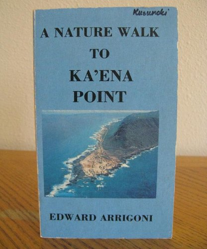 A Nature Walk to Ka'Ena Point