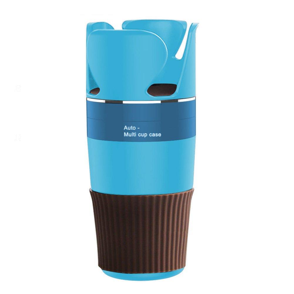 kasit bevande titolare multifunzionale Portabibite veicolo contenitore portabicchieri porta occhiali per Pozione, caffè , piccolo Dinger(nero) caffè