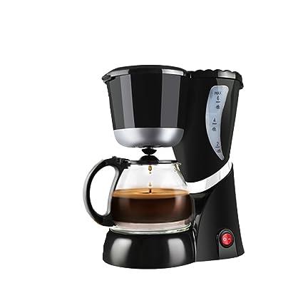 Máquina de café Goteo Anti-seco Home Office Tea Black