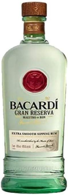 Ron - Bacardi Gran Reserva Maestro 100 cl: Amazon.es ...