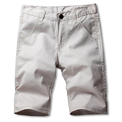 localmode-mens-classic-front-flat-fit-chino-short-gray-36