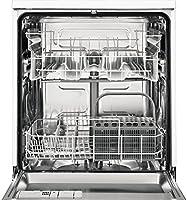 Zanussi ZDT21006FA Totalmente integrado 13cubiertos A+ lavavajilla ...