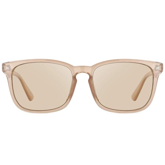 TIJN Gafas de sol polarizadas para mujeres y hombres ...