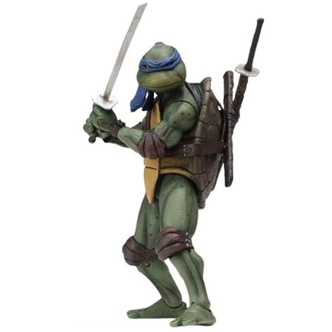 HTQING Leonardo 5,9 Pulgadas Tortugas Ninja 90 de los ...