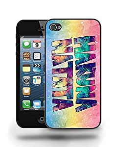 Hipster Infinity of Love Colorful Hakuna Matata Phone Case Cover Designs for iPhone 5
