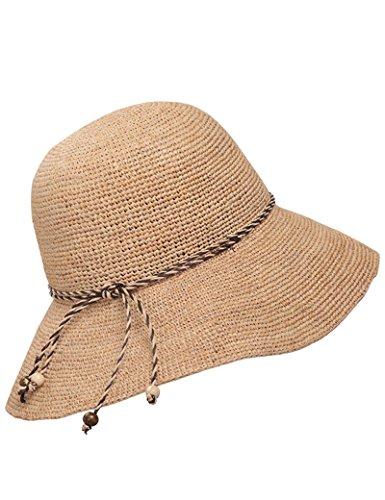 Protezione Solare Sun Estate Donna colore 5 Pieghevole Cappello Estivo Sunhat Paglietta Spiaggia Di Marina 2 Ypwgw8zHq