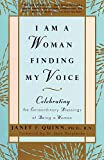 I Am a Woman Finding My Voice: Celebrating The