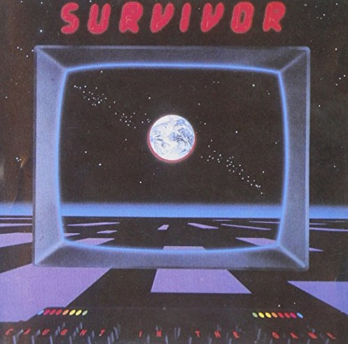 CD : Survivor - Caught in the Game (CD)