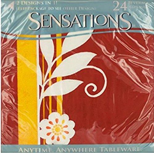 2 Pack Durable Sensations Multipurpose Napkins Stylish