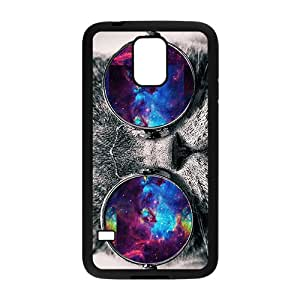 Colored glasses of gentle cats Cell Phone Case for Samsung Galaxy S5