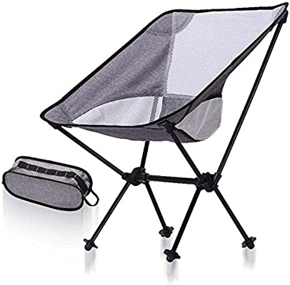Onfly Plegable Silla de Camping, Compacto Plegable Mochilas ...