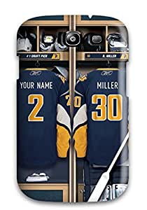 LeeJUngHyun Design High Quality Buffalo Sabres (11) Cover Case With Excellent Style For Galaxy S3