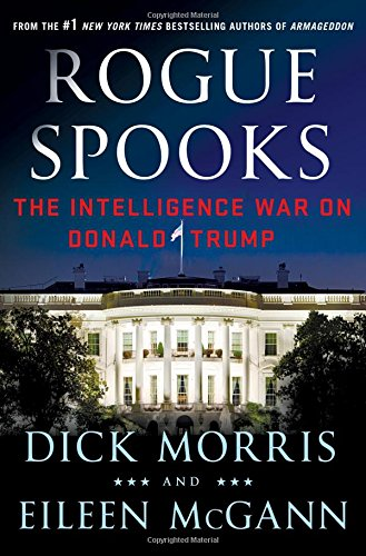 Rogue Spooks: The Intelligence War on Donald Trump cover