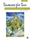 Treasures for Two (10 Exceptional Duets for Recitals, Concerts, and Contests), Alfred Publishing, 0739038028