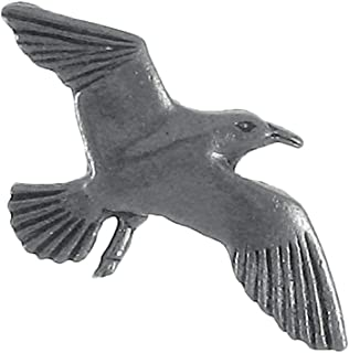 product image for Jim Clift Design Seagull Lapel Pin