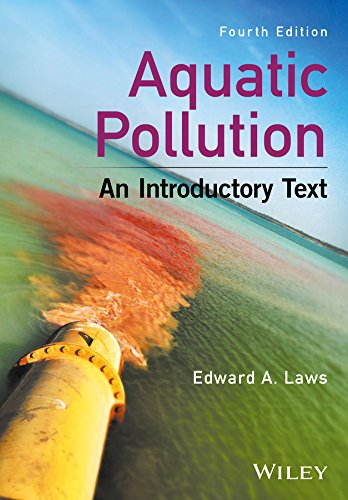 Aquatic Pollution: An Introductory Text (Filter Water British)