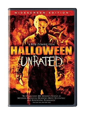 Halloween Rob Zombie Remake.Amazon Com Halloween Unrated Two Disc Special Edition Tyler Mane