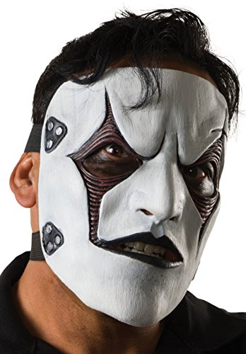 (Rubie's Men's Slipknot Jim Face Mask, Multi, One)