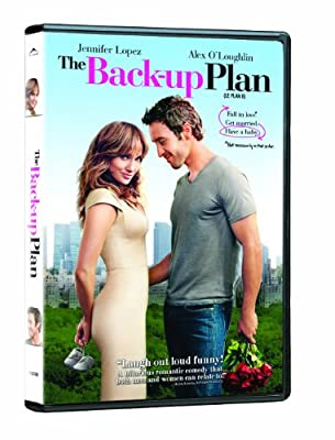 The Back Up Plan DVD by Columbia Tri Star
