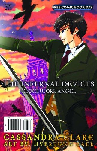 The Infernal Devices Clockwork Angel (Mortal Instruments)