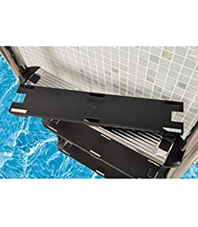 ASTRAL Kit Repuesto Piscinas: Tapeta plástico Antideslizante para escaleras Luxe Pack 2 uds: Amazon.es: Jardín