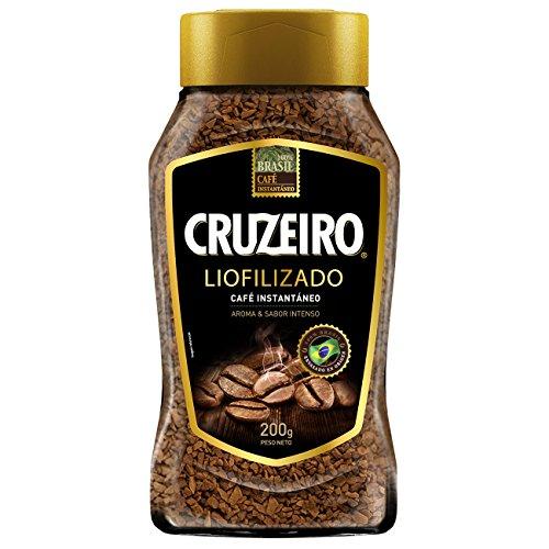 - Cruzeiro Freeze Dried Instant Brazilian Coffee, 200 grams