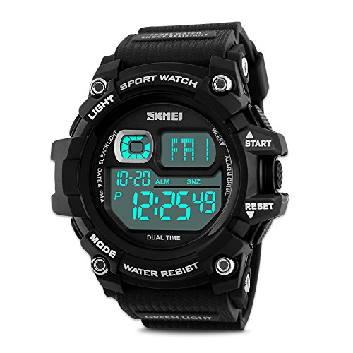 Backlight Water resistant Multifunction Chronograph Wristwatches