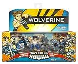 Wolverine Super Hero Squad Wolverine Motorcyle Dark Beast Havok