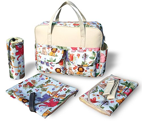 Deluxe Diaper Bag Pattern - 9