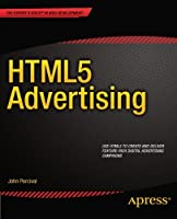 HTML5 Advertising Front Cover