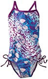Kanu Surf Girls 7-16 Sienna 1 Piece, Purple, 12 image