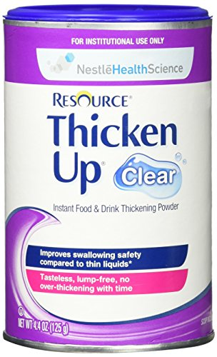 Resource ThickenUp Clear Canisters Nestle