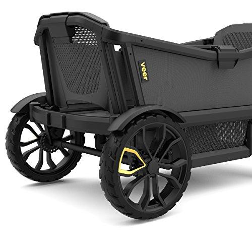Veer Cruiser | Next Generation Premium Stroller Wagon Hybrid by Veer (Image #2)