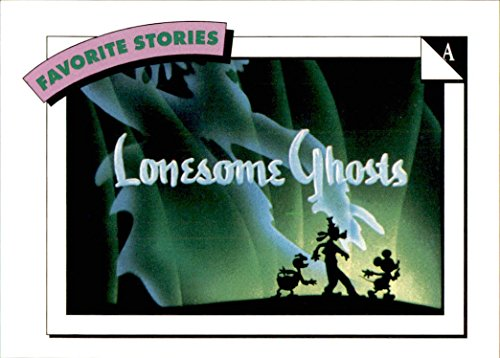 ne #70 Lonesome Ghosts Mickey Mouse Donald Duck Goofy ()