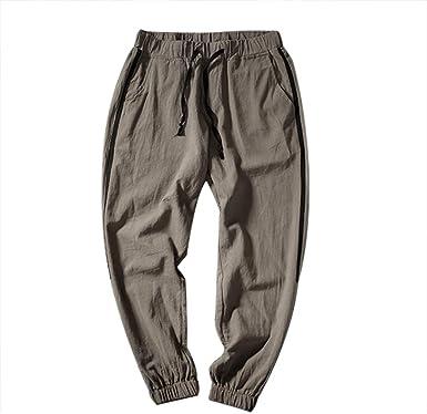 Pantalones Vaqueros Largos Hombre Pantalon Trail Moto Pantalones ...