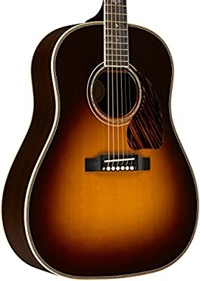 Gibson 2017 J-45 Custom Slope Shoulder Dreadnought Acoustic-Electric Guitar from Gibson