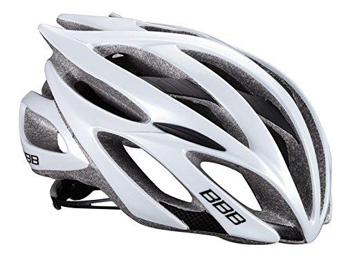 BBB ヘルメット BBB ファルコン BHE-01 154785 ホワイト M   B00A7MA6WS