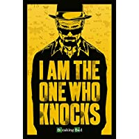 Breaking Bad Pyramid International - Maxi poster I Am The One Who Knocks Multicolore, 61 x 91,5 x 1,3 cm
