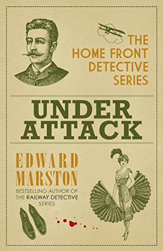 Under Attack (Home Front Detective Book 7)