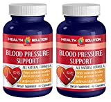 Folic acid supplement for children - BLOOD PRESSURE SUPPORT - support healthy blood lipid profile (2 bottles)
